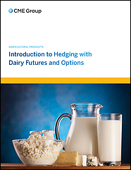 Guide to Hedging Dairy